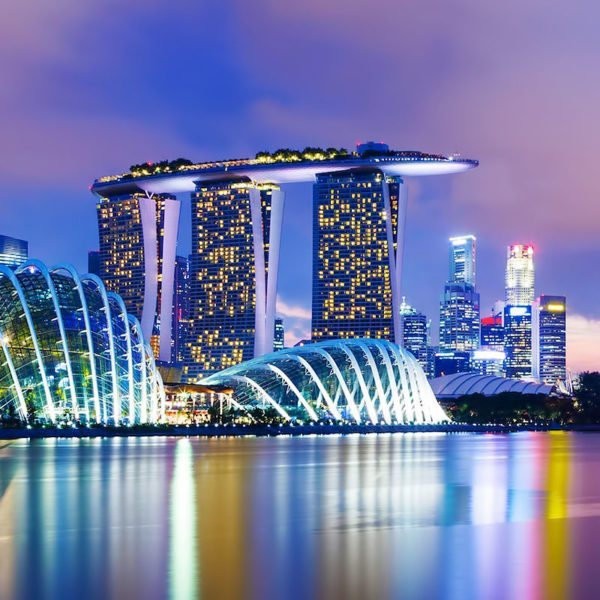 Activities and tours in Singapore